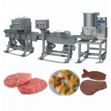 Manual Pork Hamburger Press Robot Auto Burger Machine
