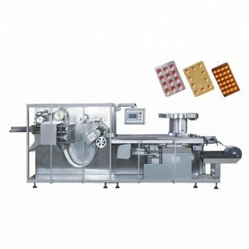 Aluminum Plastic Blister Packaging Machine
