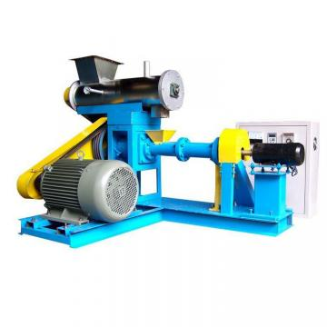 50-100 Kg/H Sinking Fish Feed Pellet Machine