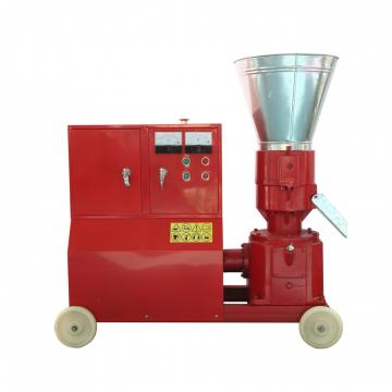 Animal Feed Pellet Making Machine for Fish Feed or Wood