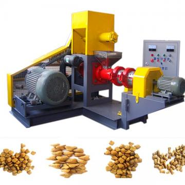 Commercial Fish Feed Pellet Machine