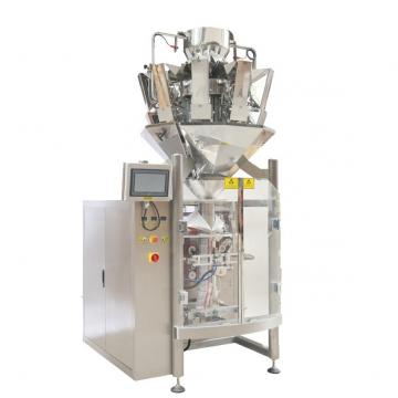 Automatic Macaroni Confectionery Popcorn Packaging Packing Machine for Chips