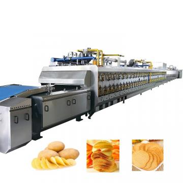 Manufacturing Semi Potato Chips Making Machine Price Industrial