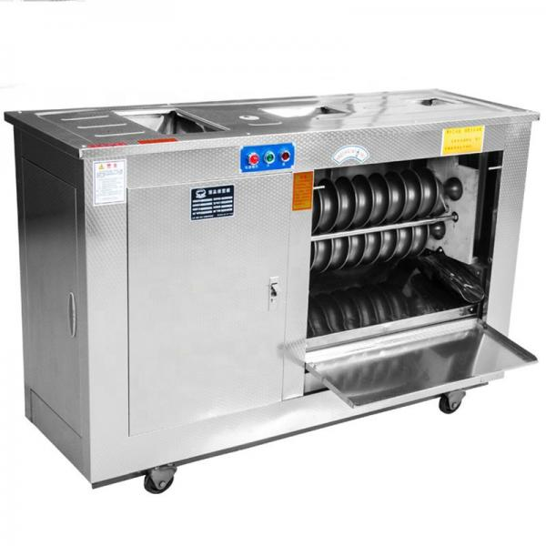 Automatic Twist Production Line Fried Dough Twist Machine #1 image