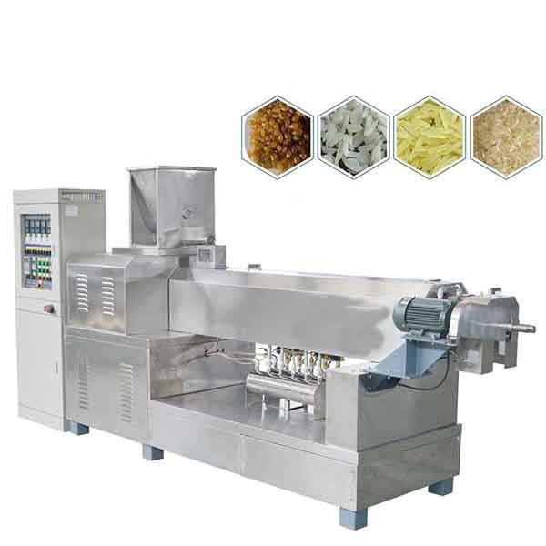 Artificial Rice Nutritional Rice Making Machine Extruder #1 image