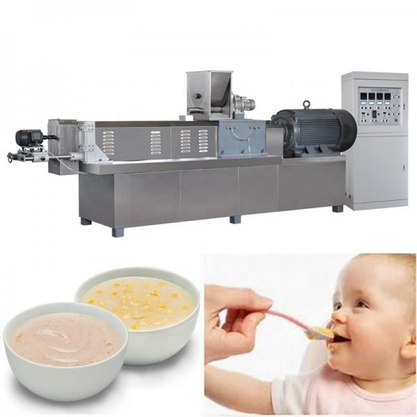 Nutritional Powder Cereals Baby Food Making Machine #1 image