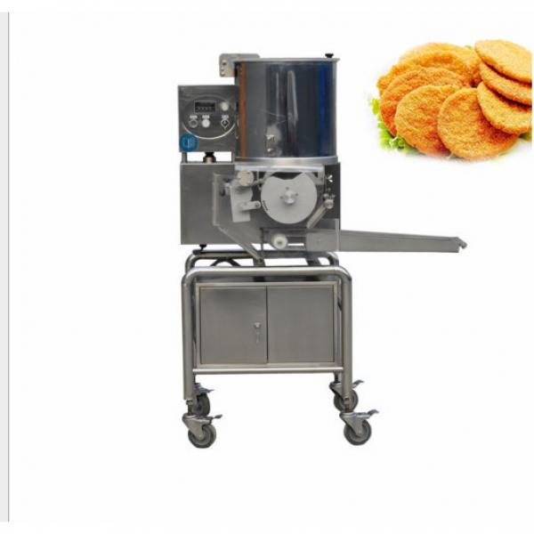 Hamburger Patty Forming Machine Chicken Burger Nuggets Production Line #1 image