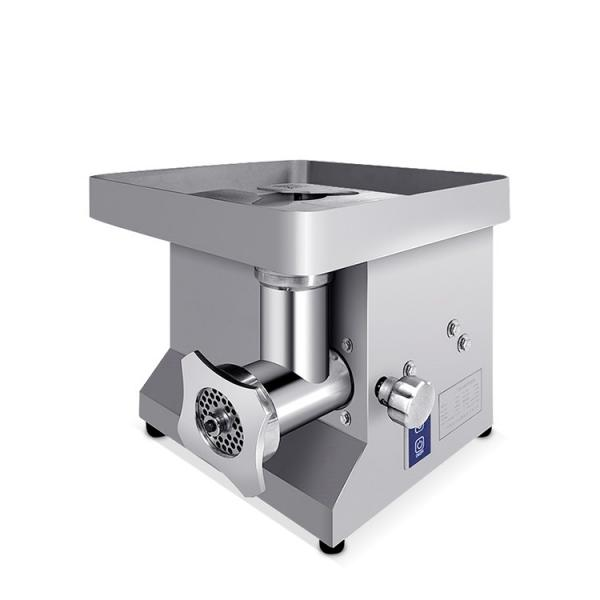 Electric Meat Mincer Stainless Steel Meat Vegetable Grinder Hm-22 #1 image