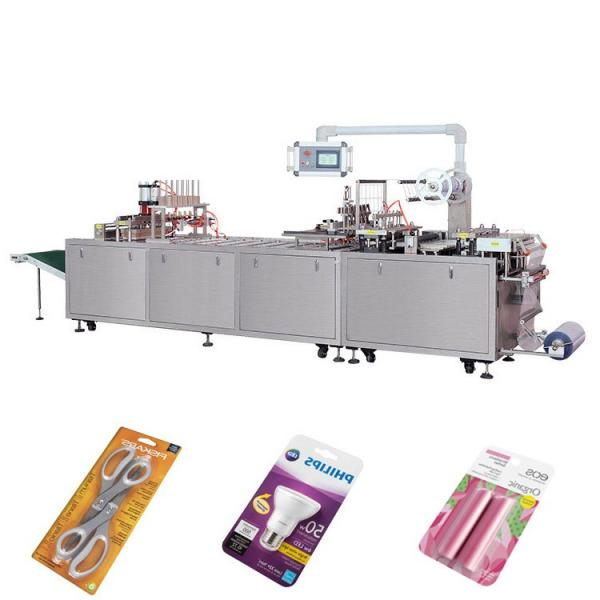 Professional Manufacturer of Blister Packaging Sheet Machine #1 image