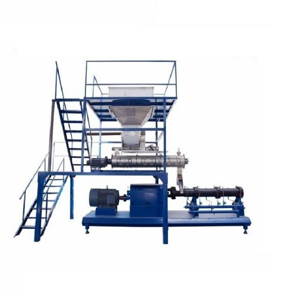Large Capacity Floating and Sinking Fish Feed Pellet Machine #1 image