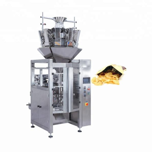 Pouch Packing Machine for Tea, Herb, Coffee, Soya, Grain, Sugar, Chips, Snacks, Sachet, Spice, etc #1 image