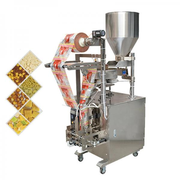 0.2-2L Small Business Mineral Water Bottling Filling Packing Machine #1 image