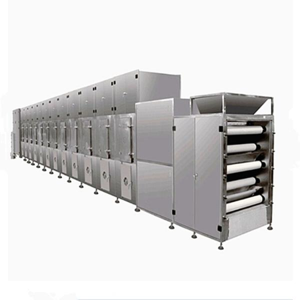 Continous Conveyor Dryer/Belt Dryer/ Tunnel Dryer/ Drying Machine with Steam Heating #2 image