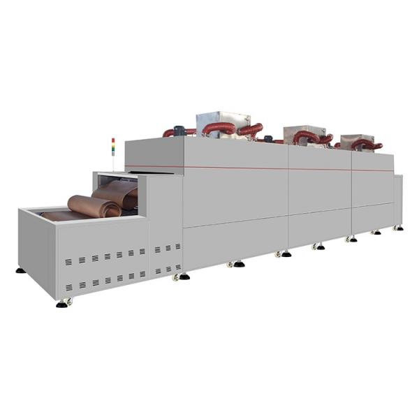 Automatic Food Conveyor Air Drying Equipment Air Cooling Dryer Machine #2 image
