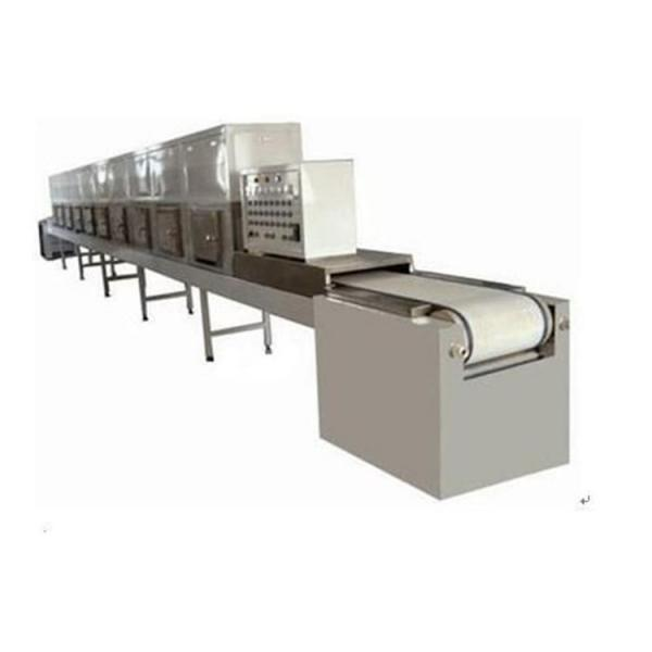 Continous Conveyor Dryer/Belt Dryer/ Tunnel Dryer/ Drying Machine with Steam Heating #3 image