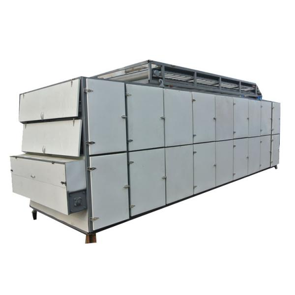 Automatic Food Conveyor Drying Equipment Air Dryer Machine #2 image