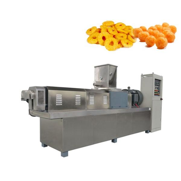 Automatic Cheetos Kurkures Puffed Snack Food Production Line #3 image