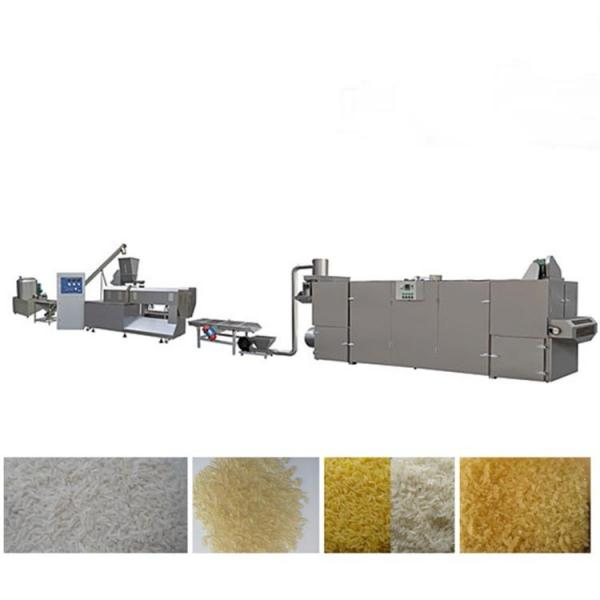 Capacity 2t/H Biomass Rice Husk Straw Sawdust Wood Pellet Production Making Machine #1 image